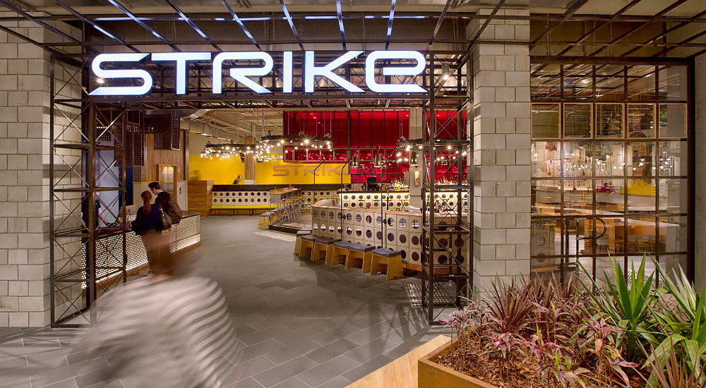 Strike bowling Highpoint 01