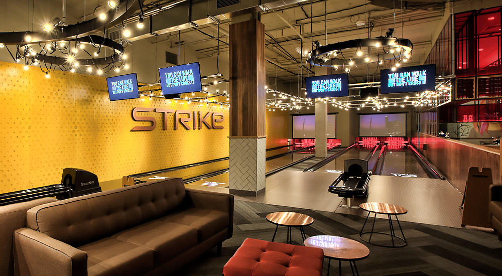 Strike bowling Highpoint 06